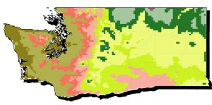 Plant Hardiness Zone Map picture png